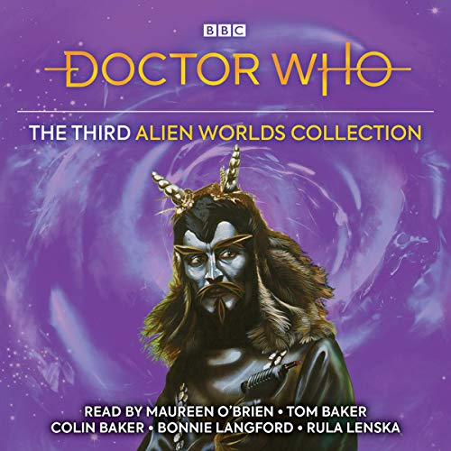 Doctor Who: The Third Alien Worlds Collection audiobook cover art