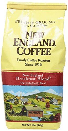 New England Coffee Breakfast Blend Coffee - 6 Pack