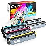 5 Bubprint Toner kompatibel für Brother TN-242 TN-246 für DCP-9017CDW DCP-9022CDW HL-3142CW HL-3152CDW HL-3172CDW MFC-9142CDN MFC-9332CDW MFC-9342CDW Set