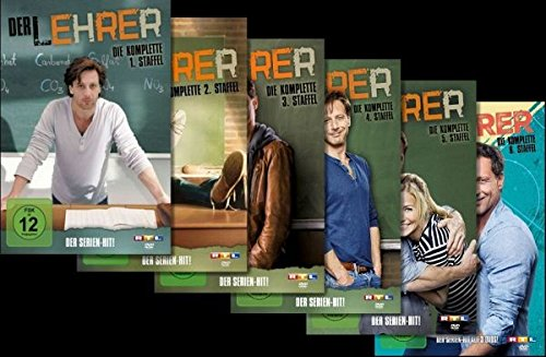 Staffel 1-6 Set