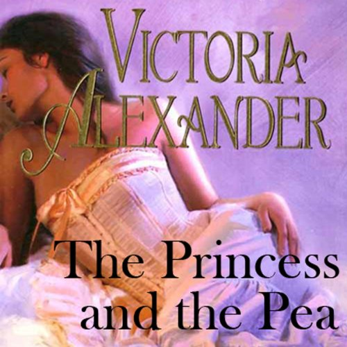 The Princess and the Pea cover art
