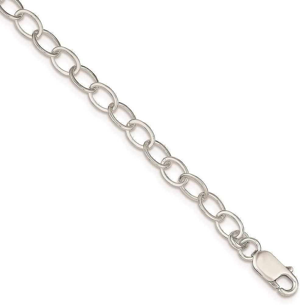 Ryan Jonathan Fine Jewelry Sterling shopping Fancy Link Virginia Beach Mall Bracelet Silver