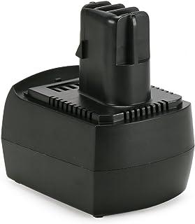 POWERAXIS 12V 2000mAh Ni-MH Atornilladores Batería de repuesto para Metabo 6.25473 BS 12 BST