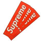Supreme シュプリーム ステッカー 1枚 ボックスロゴ BOX LOGO シール 新品 正規品 sup-sticker-nor