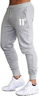 Frecoccialo Pantalones de Deporte para Hombre Chándal Ajustados Multicolores Cintura Elástica Ajustable Pantalon de Hombre...