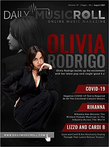 Daily Music Roll - Online Digital Music Magazine - August 2021 Edition (English Edition)