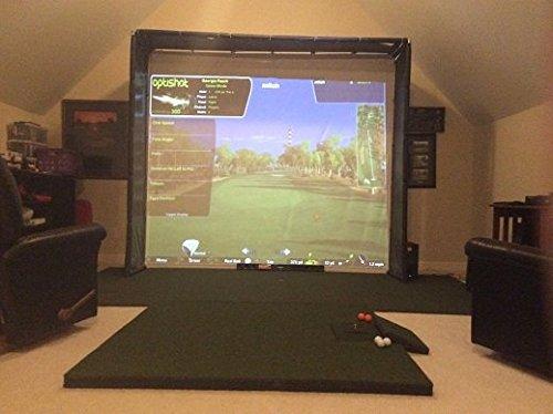 Spectrum Golf Impact Screen Frame