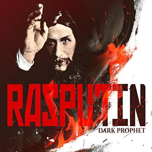 Rasputin: Dark Prophet audiobook cover art