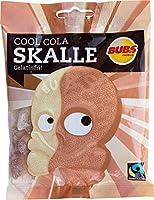 Bubs Godis Skalle スカッレ マシュマロ 骸骨 グミ コーラ味 90g×2袋セット グルテンフリー スゥエーデンのお菓子です [並行輸入品]