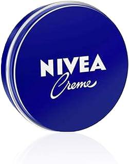 NIVEA Creme (1 x 30 ml) crema hidratante corporal y facial para toda la familia crema universal para una piel suave e hi...