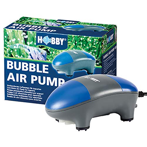 Hobby 00692 Bubble Air Pump 300 / 100 - 300 l, Aquarienluftpumpe