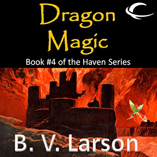 Dragon Magic audiobook cover art