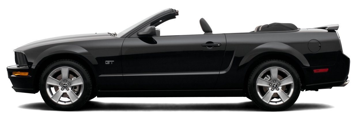 2006 mustang gt manual transmission specs