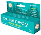 Puremedy Eczema & Psoriasis Relief Ointment, Homeopathic All Natural Salve Soothes and Relives Symptoms of Dry, Itchy, Flaky, Scratchy, Weepy Skin, 0.5 oz. (Pack of 1)