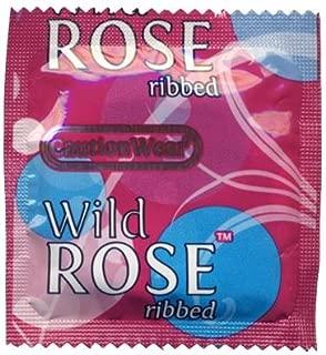 caution wear wild rose