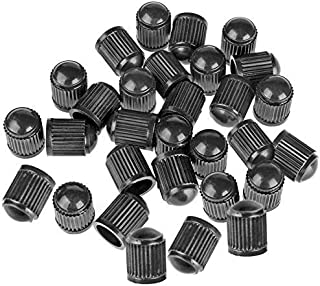 A ABIGAIL Tire Valve Caps Universal Stem Covers (20 PCS) for Cars, SUVs, Bike and Bicycle, Trucks, Motorcycles