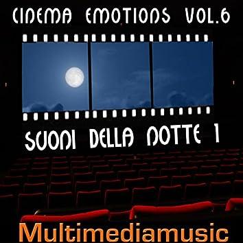 Cinema Emotions, Vol. 6 (Suoni della notte 1 - Night Sounds 1)