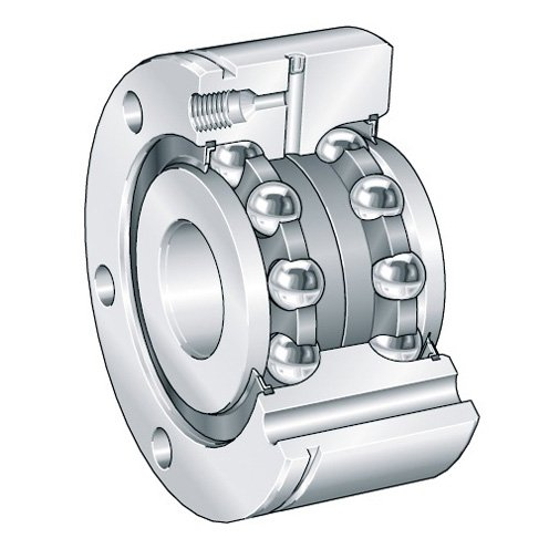 INA (Schaeffler) ZKLF3590-2RS Ball Thrust Bearing - Double-Direction, 35 mm Bore, 90 mm OD, 34 mm Width