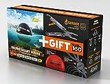 Deeper Bundle PRO+ Ecoscandaglio GPS Portatile per Smartphone e Tablet con Cover Notturna, Pinza Multiuso Gerber Dime 12in1, Nero, Taglia Unica