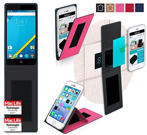 Hülle für Elephone P6000 Pro Tasche Cover Hülle Bumper | Pink | Testsieger