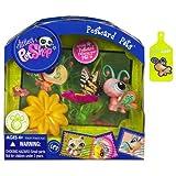 Littlest Pet Shop 1357 - Postal y muñeco de mariposa
