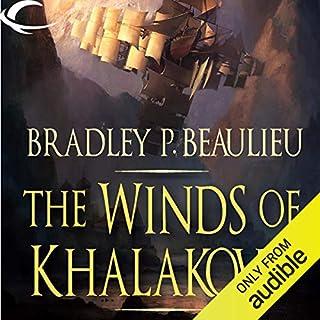 The Winds of Khalakovo audiobook cover art