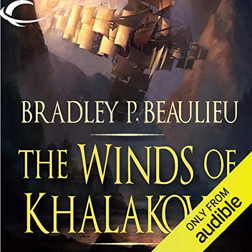 Page de couverture de The Winds of Khalakovo