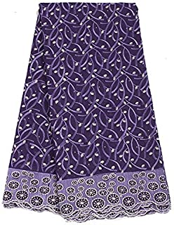 Lace Trim - New 2019 Design Nigerian Lace Fabric Swiss Lace in Switzerland Material for ASO EBI Uniform Cloth for Women's Dress