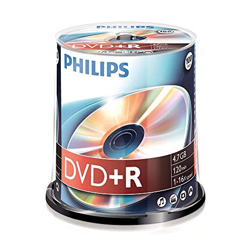 Philips DVD+R Rohlinge (4.7 GB D...