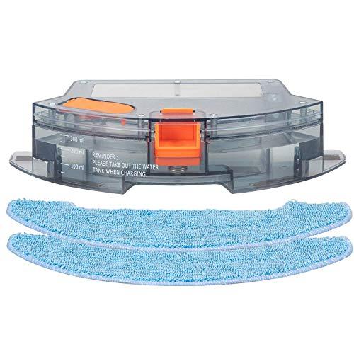 Bagotte accessorio serbatoio acqua da 300ml con 2 panni mop per robot aspirapolvere BG600 e BG700