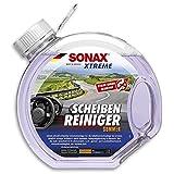 SONAX XTREME ScheibenReiniger Sommer gebrauchsfertig (3 Liter) extrem schnell wirkender Sommerscheibenreiniger   Art-Nr. 02724000