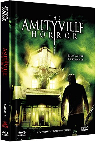 Amityville Horror 2005 - uncut [Blu-Ray+DVD] auf 500 limitiertes Mediabook Cover B [Limited Collector's Edition] [Limited Edition]