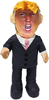 "Pinatas Mr. President Donald Trump, Party Game, Photo Prop and Gag Gift, 24"" H"