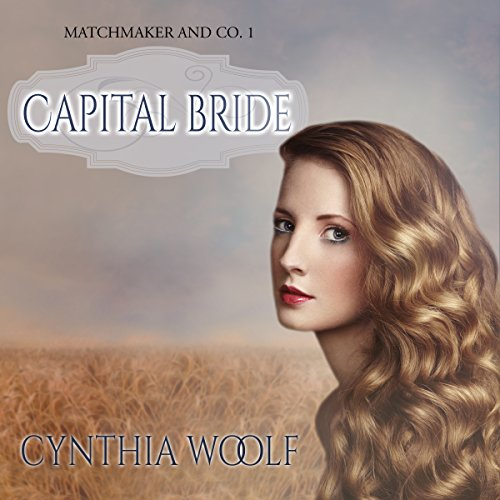 Capital Bride audiobook cover art