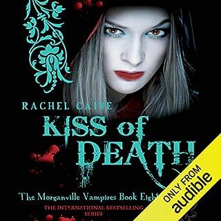 Kiss of Death: Morganville Vampires, Book 8 cover art