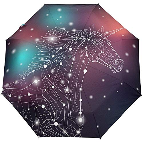 Sterne sternenklar Auto öffnen schließen Sonne Regen Regenschirm