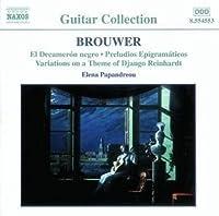 Brouwer: Guitar Music, Vol. 2 (2002-01-15)