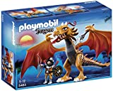 PLAYMOBIL Dragones - Dragón de Fuego (5483)