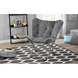 top 10 butterfly chairs Main supports butterfly chair, gray