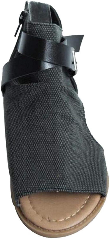 2019 New Women shoes Flat Sandals Fashion Gladiator Sandals Summer Flip Flops Peep Toe Flat shoes