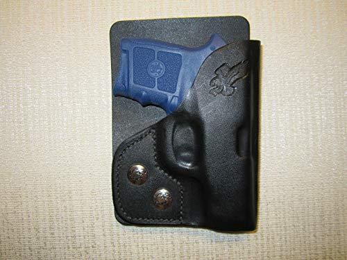 M&P Bodyguard 380 NO Laser, Left Hand, Formed Wallet and Pocket Holster