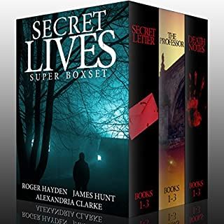 Secret Lives Super Boxset cover art