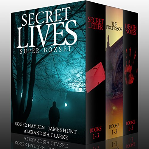 Secret Lives Super Boxset audiobook cover art