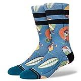 Stance Socken MONKEY CHILLIN, Größe:M, Farben:teal