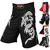 MRX MMA Training UFC Shorts Cage Fighting Grappling Martial Arts Boxing Muay Thai Short.
