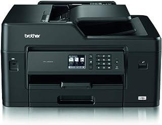 BROTHER MFC-J6530DW Colour Inkjet Multi-Function Centre, Wireless/USB 2.0/Network, Printer/Scanner/Copier/Fax Machine, 2 S...