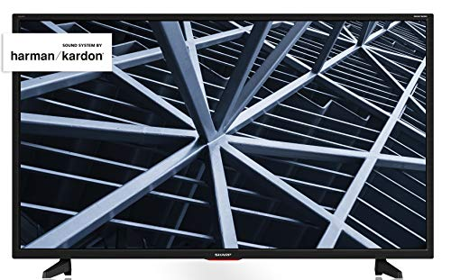 "Sharp AQUOS TV 32"" HD suono Harman Kardon SAT 3xHDMI 2xUSB..."