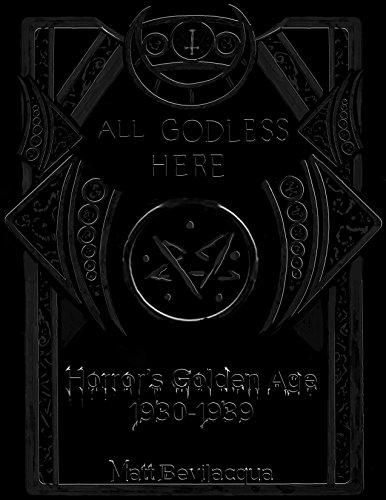 All Godless Here: The Golden Age of Horror 1930-1939