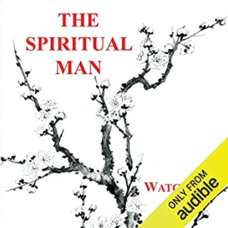 The Spiritual Man audiobook cover art