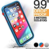 Catalyst iPhone XR Case Impact Protection, Military Grade Drop and Shock Proof Premium Material Quality, Slim Design, Blueridge/Sunset
